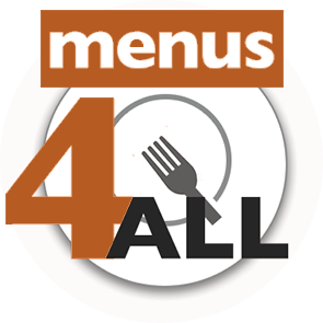 Menus4ALL Logo